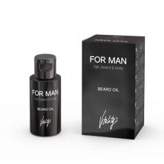 Huile sèche pour barbe For man